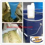 As embarcações de gesso fazer moldes em borracha de silicone líquido