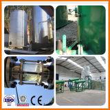 Olio di plastica automatico di pirolisi del pneumatico che converte in pianta diesel