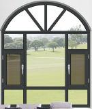 أسلوب جديدة يقسم زجاجيّة ألومنيوم [فرنش] شباك نافذة