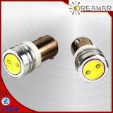 Luz de freno auto del HP 1W LED de Ba9s para todo el coche, con DC12-24V, E-MARK aprobado