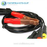 3pin tot 4 knoop-Hefboom OBD Schakelaar voor het Hulpmiddel van FIAT Dignostic