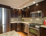 Hoher Standard-moderner Gaststätte-Küche-Entwurf