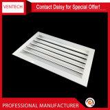 Da grelha de alumínio do tempo da ventilação grades de ar impermeáveis