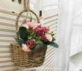 (BC-SF1010) Eco-Friendly Handmade 자연적인 밀짚 꽃 바구니