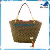 Bw1-069 Bolsas Tipo bolsos de cuero Negro Sport mujeres del bolso del bolso