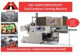 Máquina de Thermoforming do recipiente plástico de Hsc-510570/C