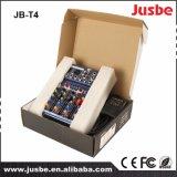 Jb-T4 PRO Audio4CH Correcte Mixer