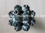 Dígito binario de botón profesional de la roca del carburo de tungsteno