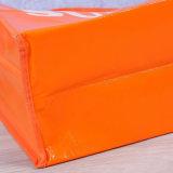 Выстеганный мешок Tote таможни ткани Non сплетенный