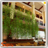 China-Fertigung-künstlicher glücklicher Plastikbambus pflanzt Baum