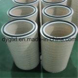 Cartucho de filtro Oval Donaldson Dfo los colectores de polvo