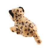 Het realistische Aangepaste Pluche Gevulde Speelgoed van de Luipaard van de Dieren van de Baby