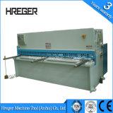 CE de la máquina hidráulica Nc barra de acero Shearing
