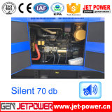 Precio diesel insonoro del generador 30kVA 50kVA 60kVA 100kVA 150kVA de Weichai