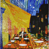 Mosaico de vidro barato para azulejos de parede de banheiro