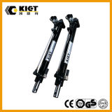 wirkender hydraulischer anhebender Zylinder des Doppelt-520t für Verkauf