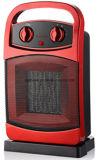 Calentador de cerámica de 1500W con calentador de ventilador PTC