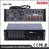 Ka700の専門学校の構内放送の自在継手のアンプ