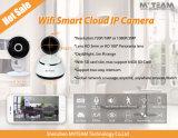 Ipc HD van WiFi van het huishouden P2p 720p 1MP de Draadloze Camera's van de Veiligheid (h100-a1)