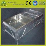 Innenhochzeits-bewegliches transparentes Aluminiumstadium