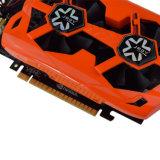2017 campeão de vendas NVIDIA Geforce GT740 2GD5 128 bits cartão gráfico de desempenho inteligente