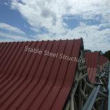 Mauricio edificios de construcción metálica de acero para el mercado moderno