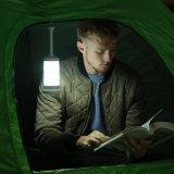 A luz recarregável a mais nova do curso de carro, lanterna de acampamento do curso do veículo