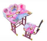 El vector ajustable moderno del estudio de los muebles de escuela embroma el escritorio del estudiante (HX-SK003)