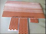 La cinta adhesiva termal para el doble del espesor del LED 0.4m m echa a un lado ninguna muestra libre del envío inmediato de MOQ