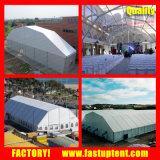 Tenda del poligono con il condizionatore d'aria per memoria di mostra di approvvigionamento di evento