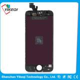 Accessori personalizzati originali del telefono delle cellule dell'OEM per lo schermo dell'affissione a cristalli liquidi di iPhone 5