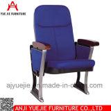 Pista de escritura de madera de acero del metal para el asiento Yj1202 de la silla de la iglesia