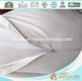 China Proveedor de fibra de maternidad más vendido en forma de U Cuerpo embarazo almohada