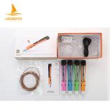 子供の引くことのためのPclのフィラメントが付いている低温3Dのペン