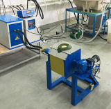 Piccolo forno ad induzione di funzionamento facile per fusione dei metalli