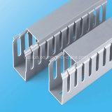 Matériaux de PVC rigide fendu de conduit de câblage pour la mise à l'intérieur de ligne