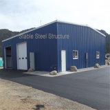 Bâtiment préfabriqué en acier léger