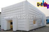 Wit van de Tent van de Kubus van het huis het Opblaasbare