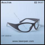 10600нм лазерный защитные очки и экранирование лазера очки для CO2 лазерное оборудование для красоты с серой рамы55