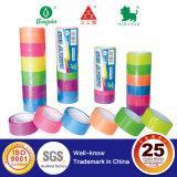 De Band van de regenboog met 6 Kleuren in Duidelijke Zak