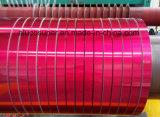 tapas rojas del aluminio del borrachín de la tabulación de 200# 50m m