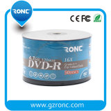 China al por mayor 16X 4.7GB DVD en blanco imprimible con 50's Shrink Wrap