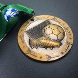 BSCI dirigono la medaglia di sport della medaglia 3D del cliente della fabbrica