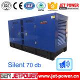 Générateur diesel des générateurs 55kVA de Weifang de refroidissement par eau silencieux bon marché des prix