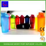 Feste rote Farben-klassische Schleifen-Oberseite-Schüttel-Apparatflasche (22oz)