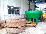 Vaschetta stridente amalgamata per la pianta di estrazione dell'oro del Sudan