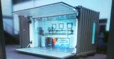 저가 거리에 있는 휴대용 간단한 이동할 수 있는 Prefabricated 또는 조립식 경양식점 또는 집