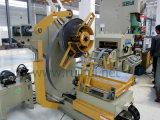 Uso do alimentador do Straightener como uma máquina-instrumento (MAC1-400)