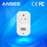 米国の世帯装置を制御する標準スマートな無線パワーアウトレットスイッチ