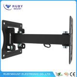 """Bewegt-LCD-Schwenker-Wand-Montierungs-Halter 14 """" - """" Zahnstange Fernsehapparat-27"""